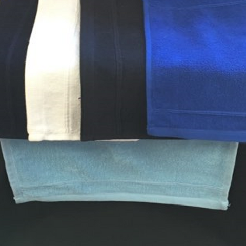 525GSM Egyptian Cotton Plain Dyed Face Towel (Made in Egypt) 300 PCs