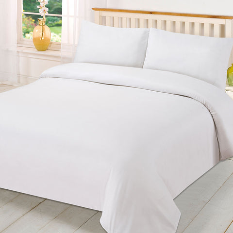 400 Thread Count Egyptian Combed Cotton Super King Duvet Set 12 PCs