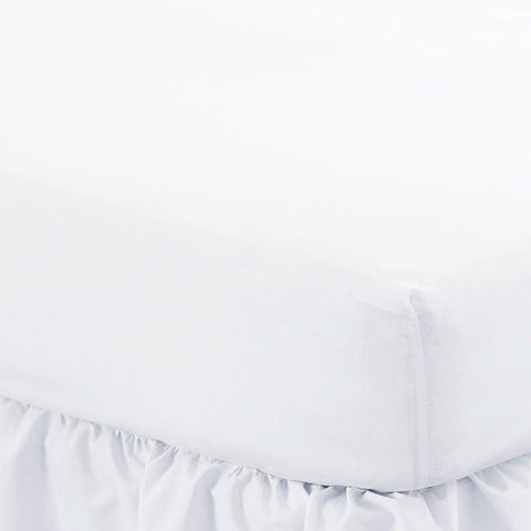 150 Thread Count Poly Cotton Bunk Bed Fitted Sheets 16 PCs