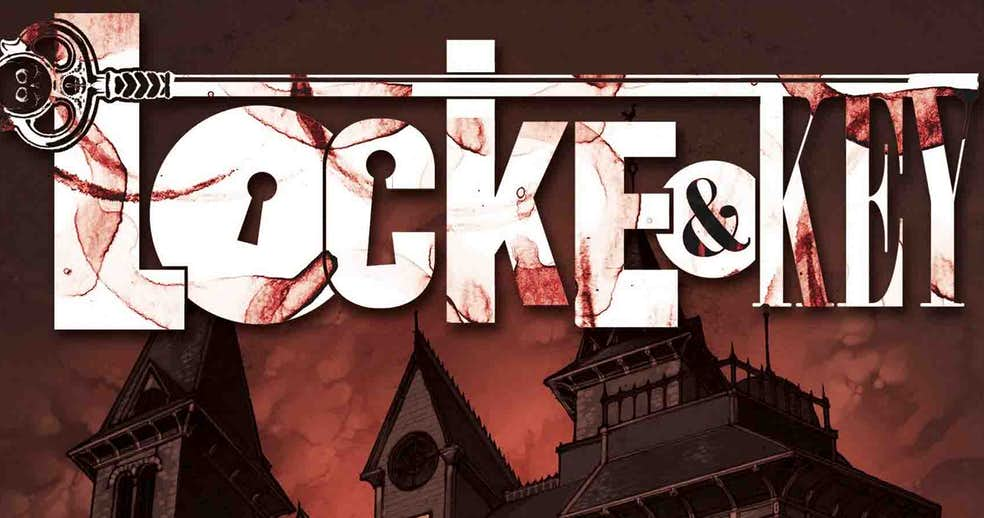 Locke and Key TV Series Officially Lands at Netflix