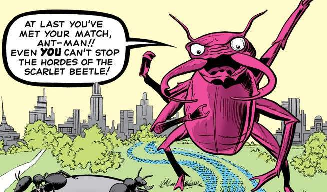 10 Early Ant-Man Villains to Complete the Trilogy