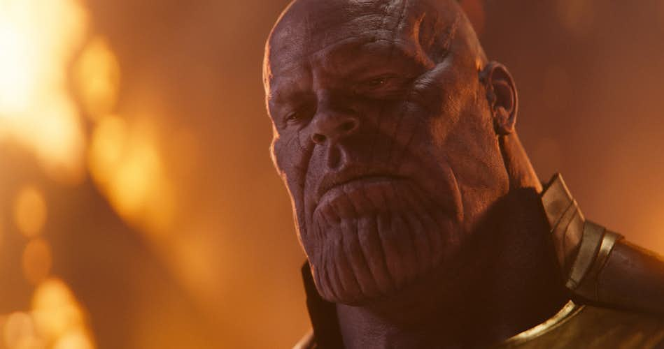 Infinity War: Thanos Receives a Logan-Style Tribute Video