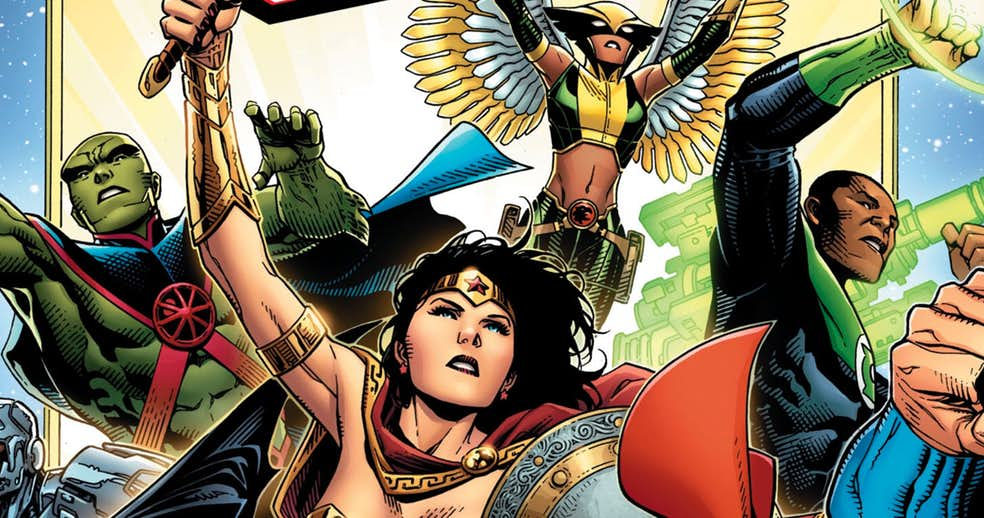 Scott Snyder Confirms He's 'On Justice League For At Least 50 Issues