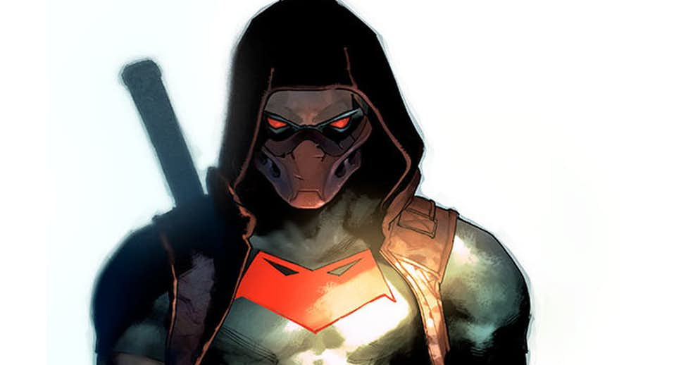 DC's Red Hood and the Outlaws Is Getting a New Name