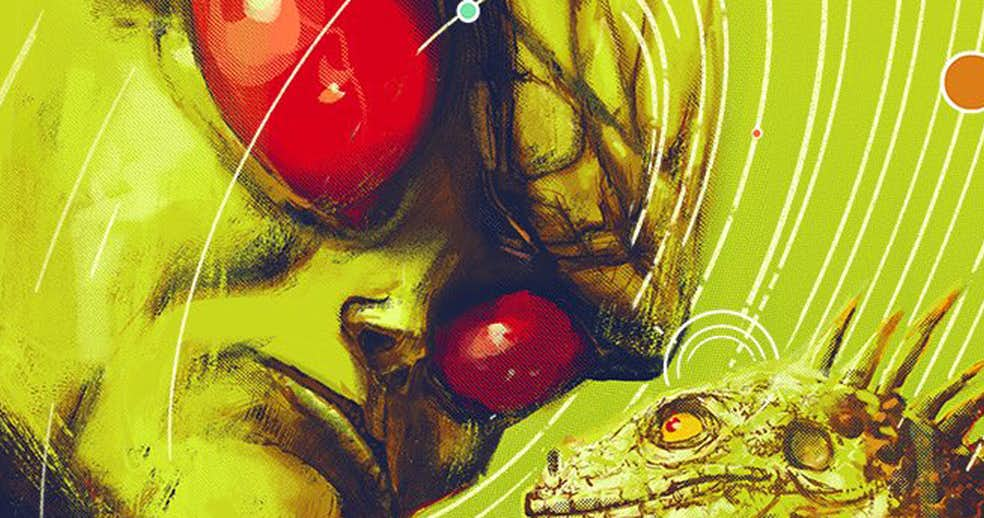 DC Announces Martian Manhunter Series From Orlando & Rossmo
