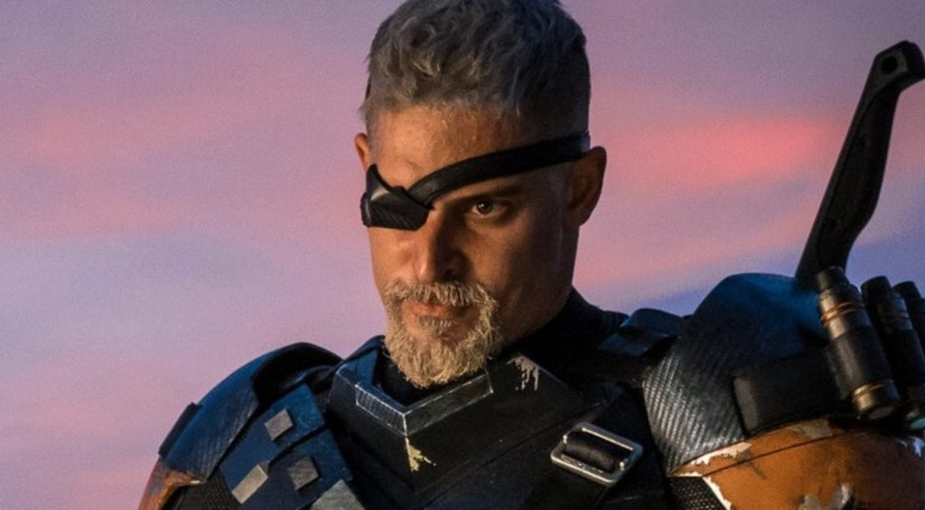 Joe Manganiello Reveals 'Batman: The Dark Knight Returns' Writer Frank Miller's Message to Deathstroke
