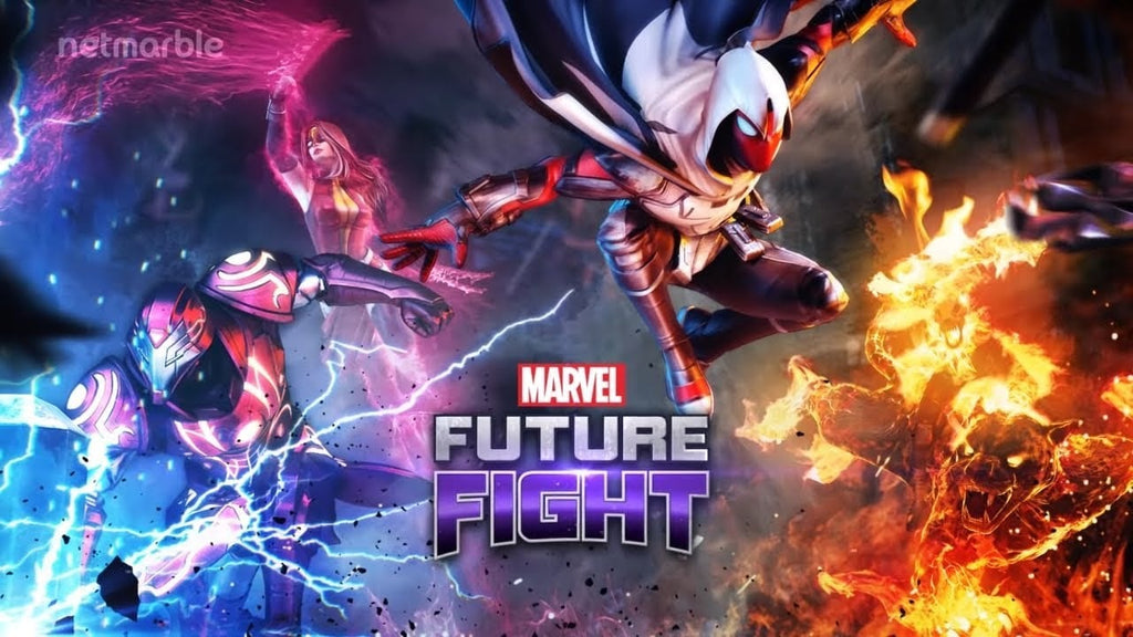 Marvel: Future Fight Sees the Addition of the Infinity Warps