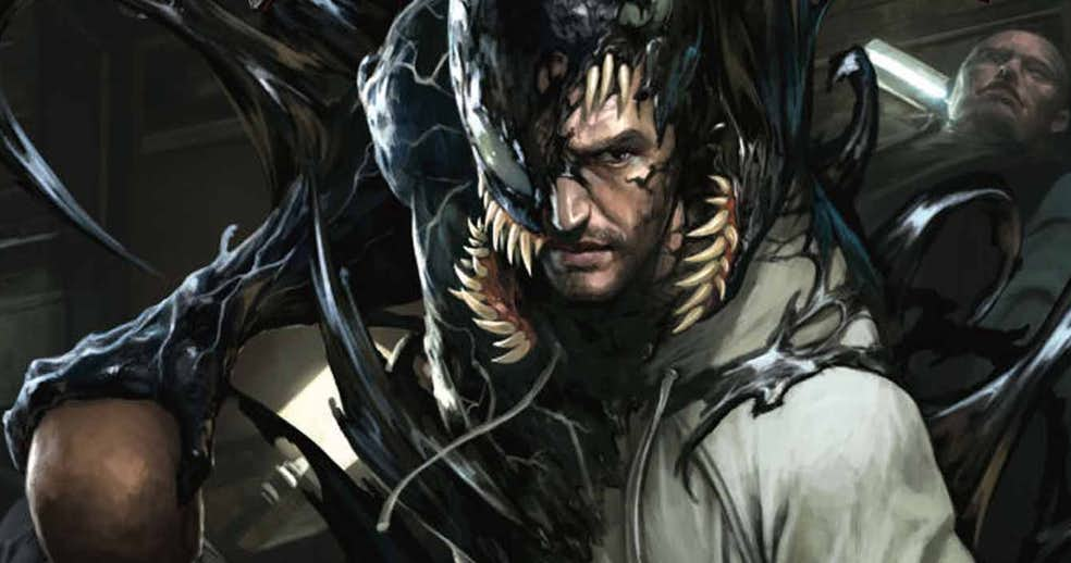 Venom to Get a Custom Edition Tie-In Comic Book