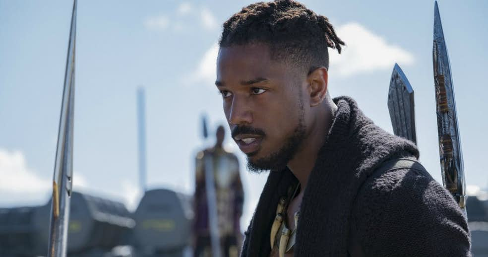 Black Panther's Killmonger to Star in Marvel Comics Miniseries