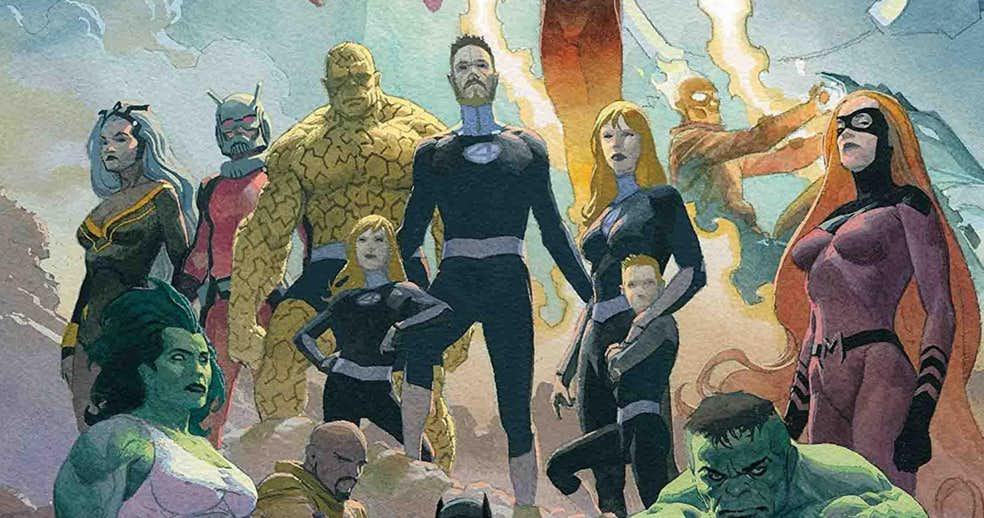Marvel Introduces Fantastic Four's New Headquarters: #4 Yancy Street