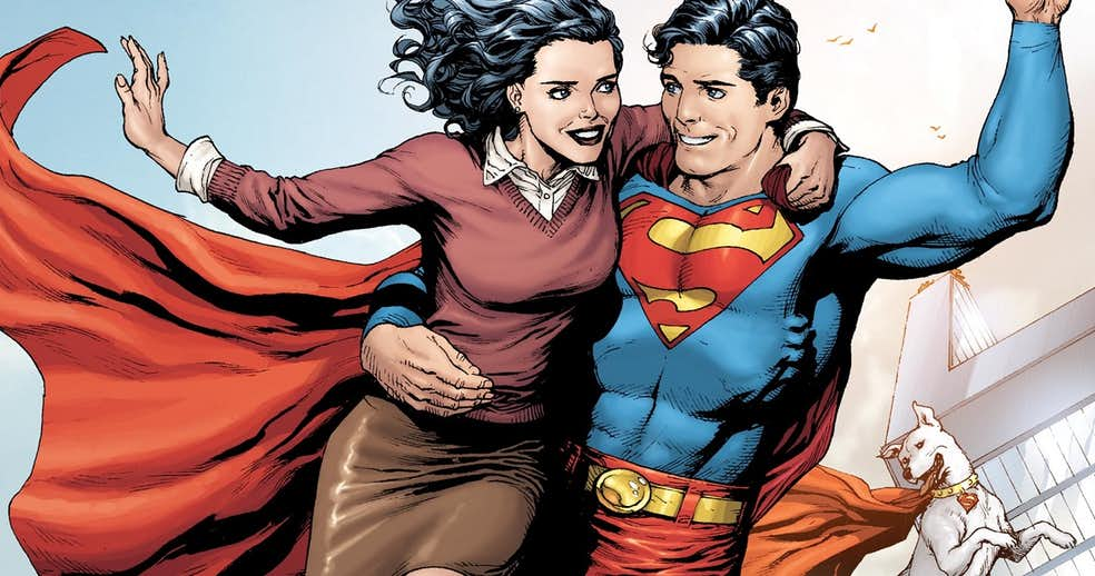 Superman #6 Will Change Clark & Lois' Lives 'Forever'