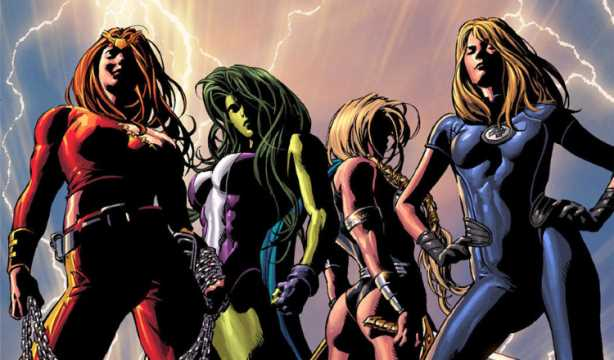 Marvel Female Heroes TV Series In The Works At ABC From WONDER WOMAN Writer Allan Heinberg