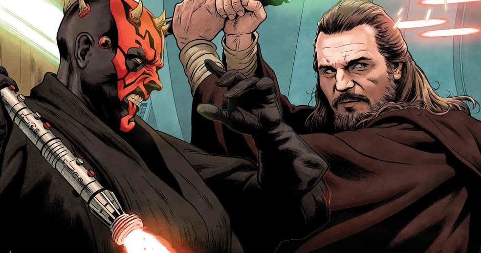 Marvel Will Revisit the Star Wars Prequel Era With Age of Republic Event