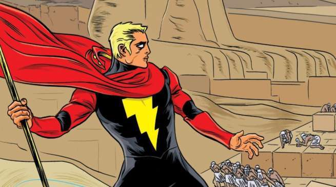 'Infinity Wars': Who You Need to Know - Adam Warlock