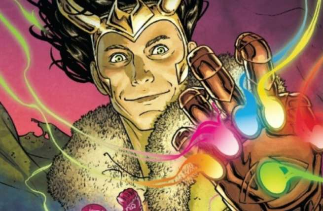 'Infinity Wars': Who You Need to Know - Loki
