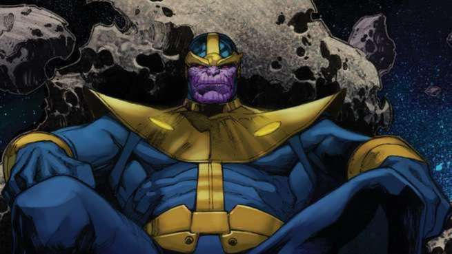 'Infinity Wars': Who You Need to Know - Thanos