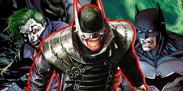 The Batman Who Laughs Gets His Own DC Comic