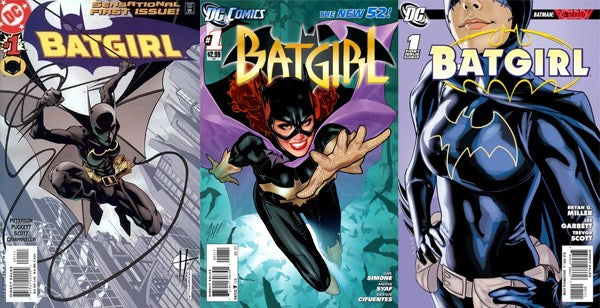 BATGIRL, BATWOMAN… BATWOMEN, KNOWING THE DIFFERENCE
