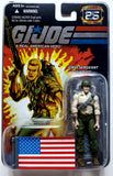 G.I. Joe | 25th Anniversary (Hasbro, 2008) | First Sergeant Duke with Flag | MiP