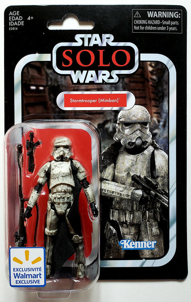 Star Wars | The Vintage Collection (Hasbro, 2019) | Mimban Stormtrooper, Walmart