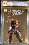 Amazing Spider-man #1 (Marvel, 2018), Dell'Otto Trade Variant, CGC 9.8, 66/600