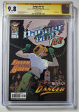 Danger Girl #3 (Image, 1998), Adam Hughes & J Scott Campbell Signed, CGC SS 9.8