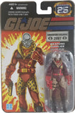G.I. Joe | 25th Anniversary Figure | '07 SDCC Silver Weapons Supplier Destro