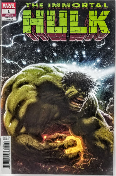 Immortal Hulk #1 (Marvel, 2018), Kaare Andrews Connecting Party Variant