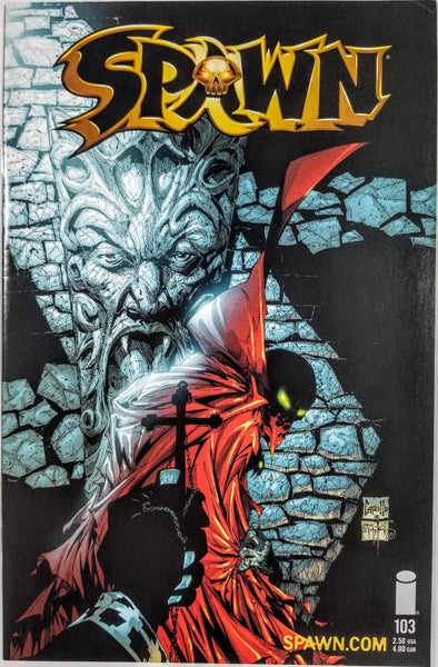 Spawn #103 (Image, 1994), Jamie Foxx, Jeremy Renner, Blumhouse Pictures Movie