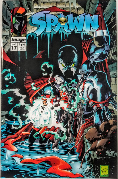 Spawn #17 (Image, 1994), Jamie Foxx, Jeremy Renner, Blumhouse Pictures Movie