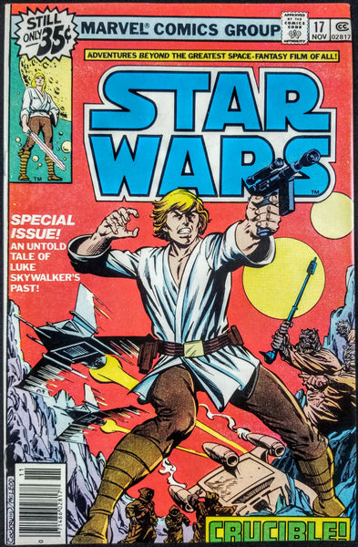 Star Wars #17 (Marvel, 1978), Vol. 1, Archie Goodwin, Chris Claremont