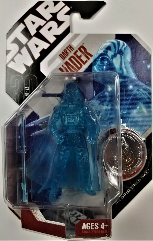 Star Wars | 30th Anniversary (Hasbro, 2007) | #48 Darth Vader (Spirit)