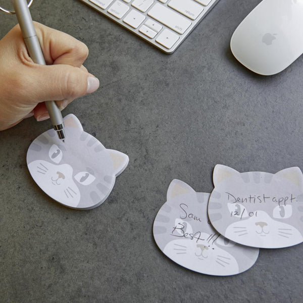 midoco.ca: Kikkerland Kitty Cat Sticky Notes