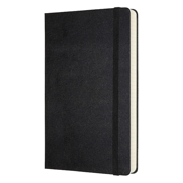 midoco.ca: Moleskine Grid Expanded Classic Notebook Large Black