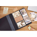 midoco.ca: AZ Home KG 400 Pocket Photo Album - Black