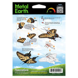 Metal Earth Model Kit - Tiger Swallowtail