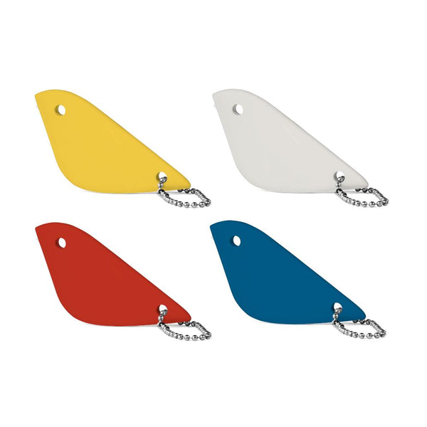 Kikkerland Box Cutter Bird Assorted Colors