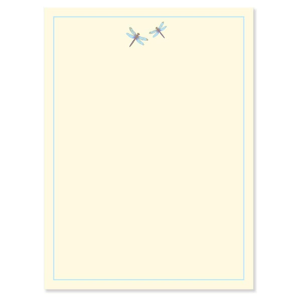 Peter Pauper Press Dragonflies Stationery Set
