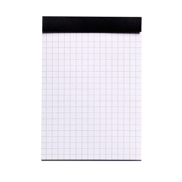 Midoco.ca: Rhodia #12 Grid Notepad - Black