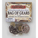 midoco.ca: Forum Novelties Steampunk Bag of Metal Gears