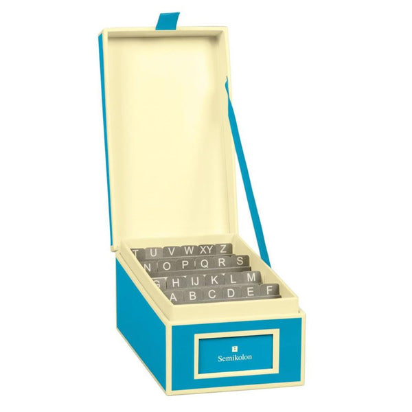 Semikolon Business Card Box - Sun