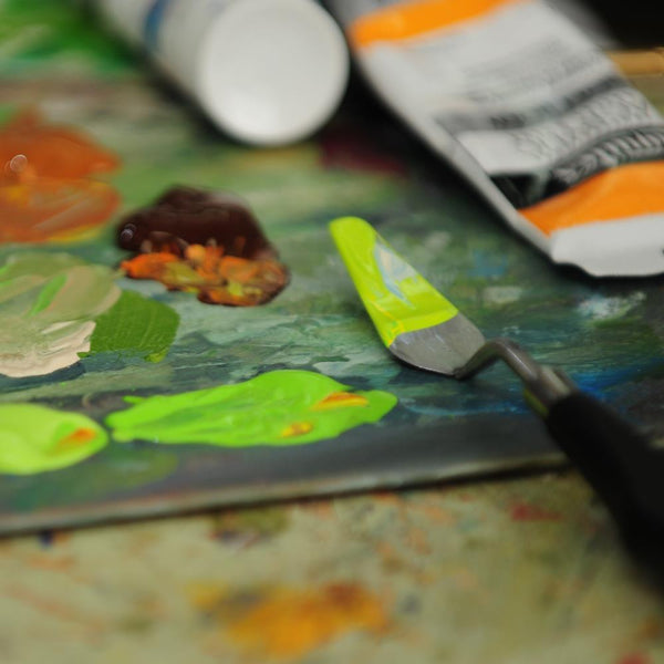 Liquitex Small Painting Knife #9