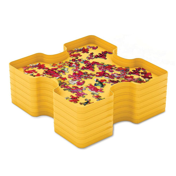 Eurographics Smart Puzzle Sort & Store Trays 6pk
