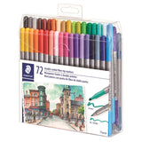 Midoco.ca: Staedtler Double-Ended Markers 72pk