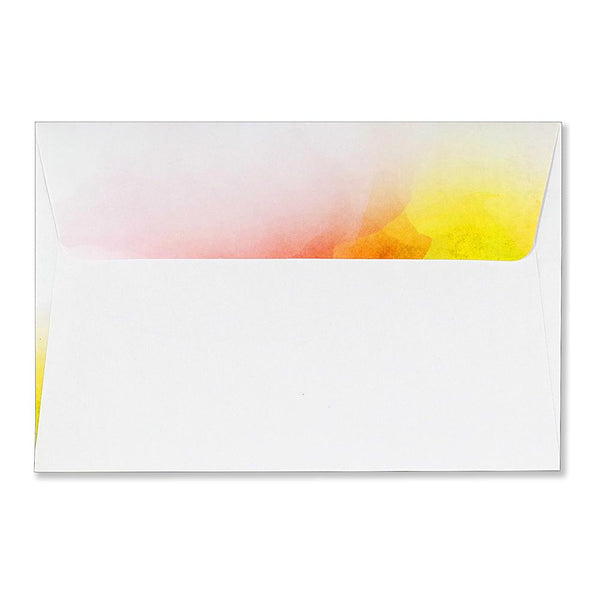 Midoco.ca: Peter Pauper Stationery Set Watercolour Sunset 30shts