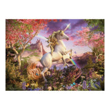 Cobble Hill Puzzle 1000pc Unicorn Garden