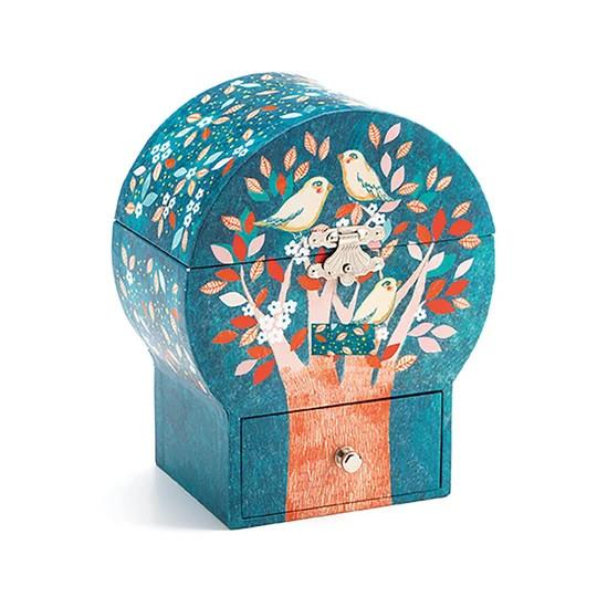 Midoco.ca: Djeco Poetic Tree Music Jewellery Box