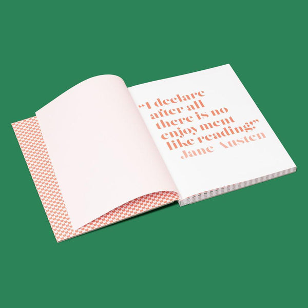Chronicle Books Hardcover Journal - I'd Rather Be Reading