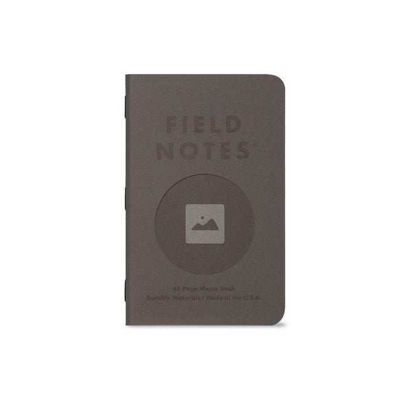 midoco.ca: Field Notes Notebook 3pk - Vignette