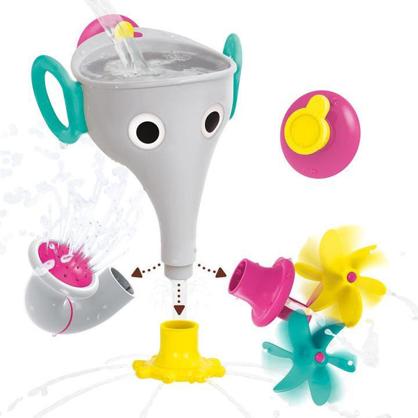 Yookidoo FunElefun Fill N' Sprinkle Bath Toy
